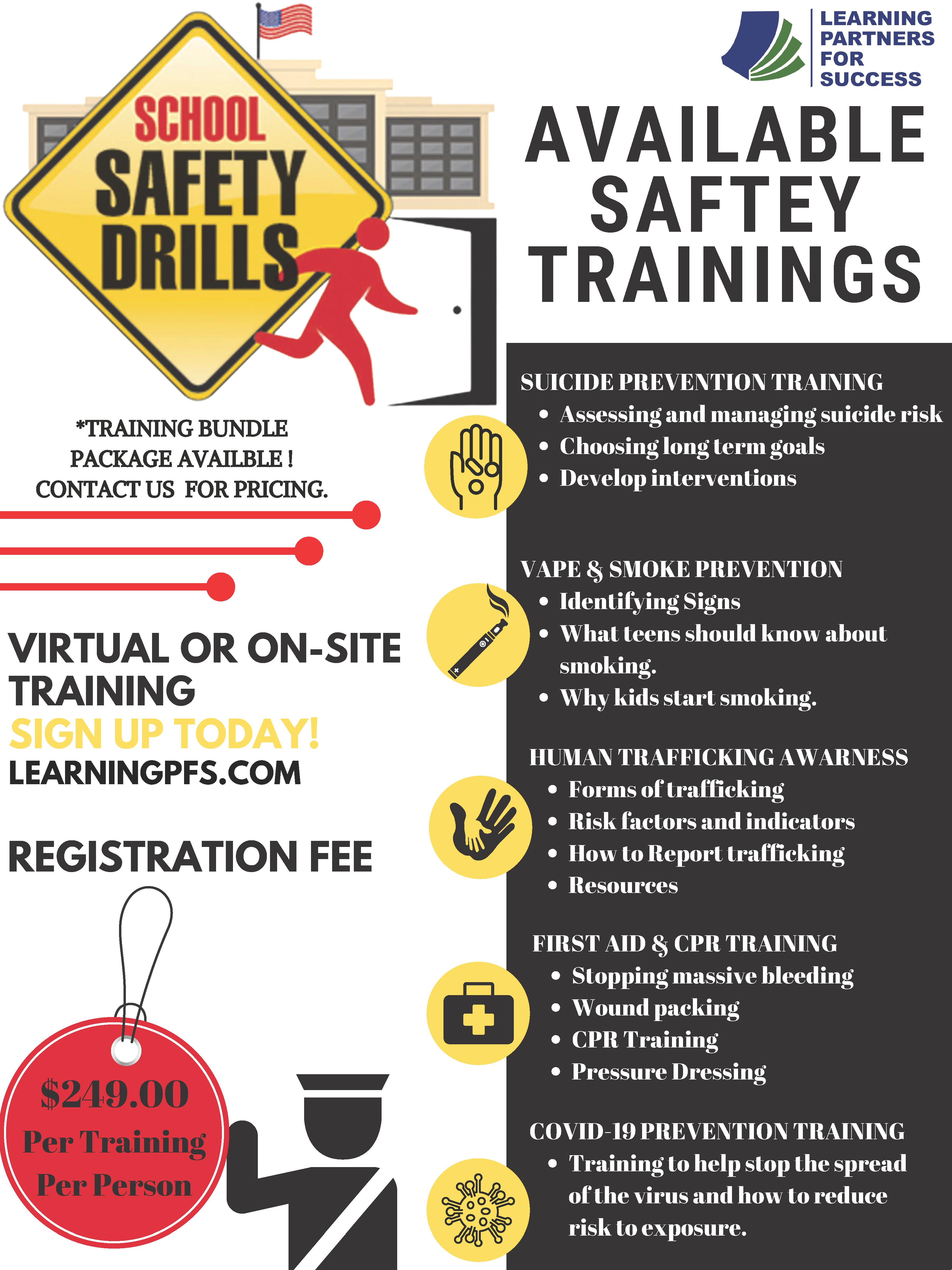 School Safety Training